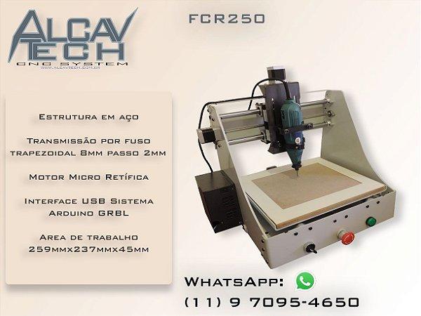 Fresadora CNC Router FCR250