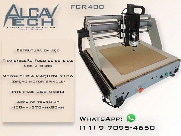 Fresadora CNC Router  FCR400