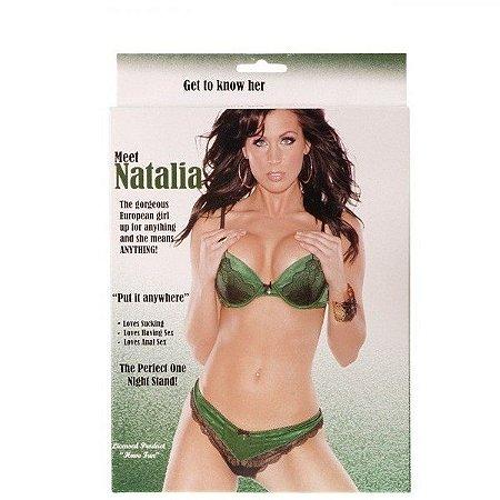 Boneca Inflável Natalia