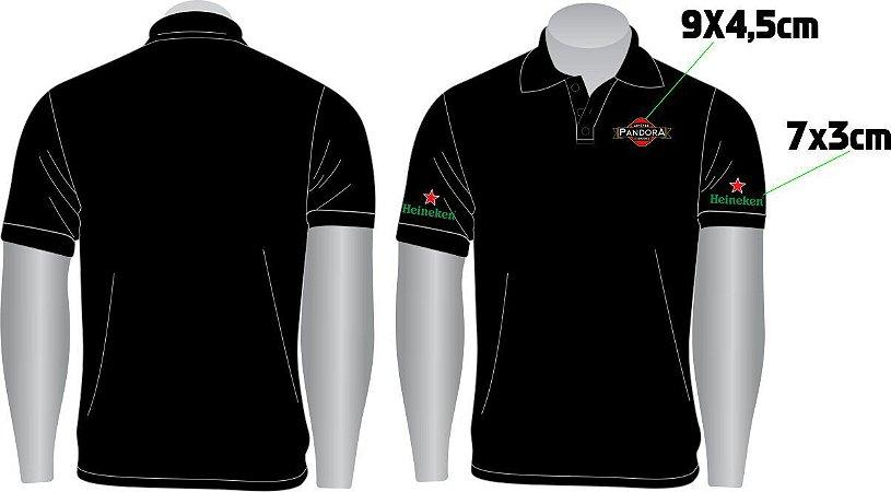 Camiseta Polo Personalizada Uniformes de Empresas