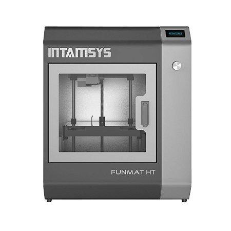 FUNMAT HT -  Impressão em materiais de engenharia e funcionais com alto desempenho  como PEEK, ULTEM e PPSU, entre outros de termoplásticos de engenharia.