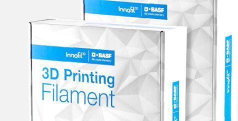 FILAMENTO ABS 1,75MM - INNOFIL BASF - (SPOOL 750GR)