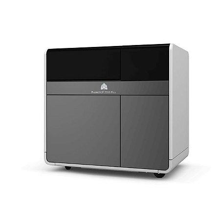 Projet 2500 Plus (SHOWROOM SEMINOVA) - Impressora 3D MJP para produção de protótipos e peças para teste funcional com alta qualidade e precisão