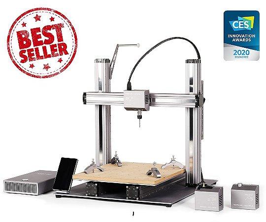 Snapmaker A350 - Impressora 3D Multifuncional-BLACK FRIDAY- Impressão em 3D - Gravação a Laser - Usinagem CNC