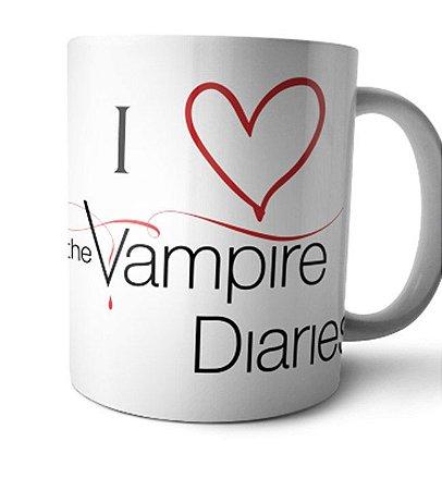 Caneca The Vampire Diarie
