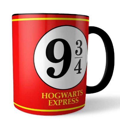 Caneca Hogwarts Express