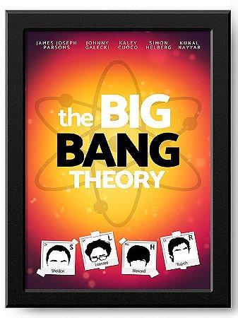 Pôster The Big Bang Theory