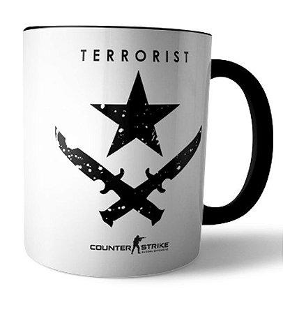 Caneca TR Counter Strike