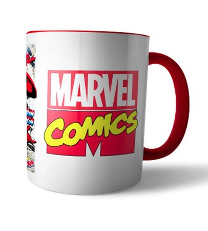 Caneca Marvel Comics