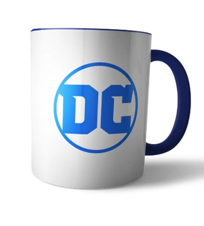 Caneca DC Comics