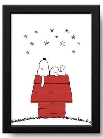 Pôster Snoopy