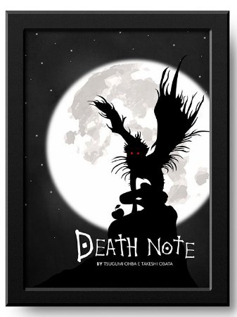 Pôster Ryuk Death Note
