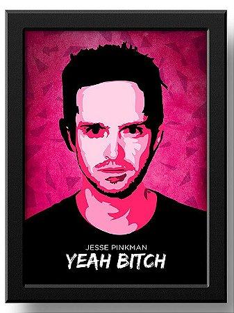Poster BB - Jessie PinkMan