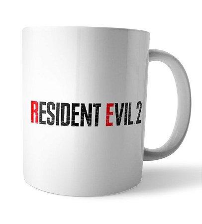 Caneca Resident Evil 2