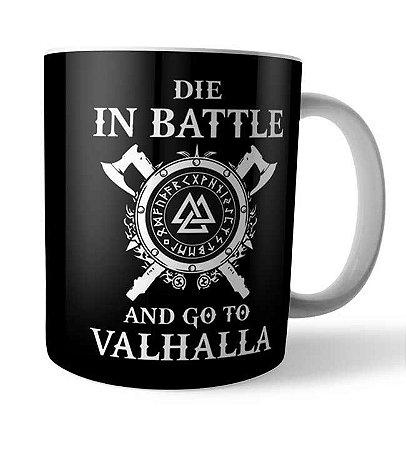 Caneca Vikings Valhalla