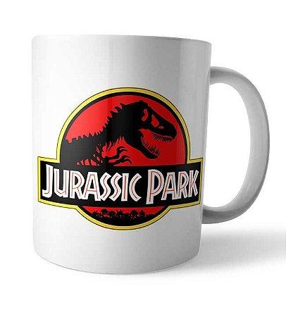 Caneca Jurassic Park