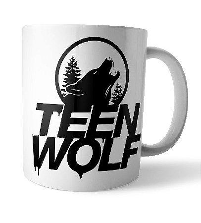 Caneca Teen Wolf