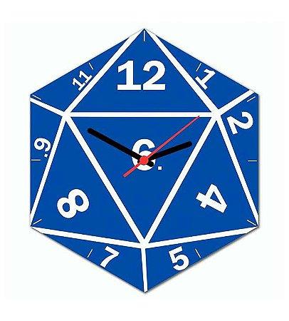 Relógio de Parede D20