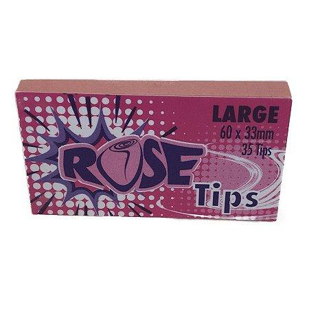 Piteira Large Rosa Rose
