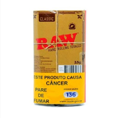 Tabaco Natural Classic RAW