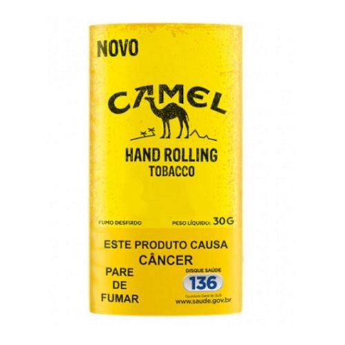 Tabaco Natural Hand Rolling Camel