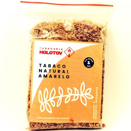 Tabaco Natural Amarelo
