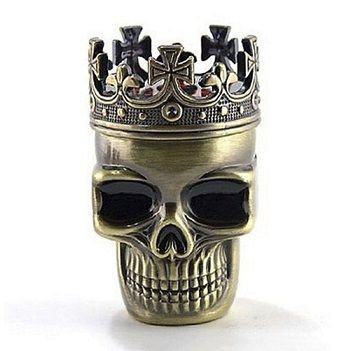 Triturador de Metal Skull King