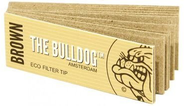 Piteira Eco Filter Tip The Bulldog
