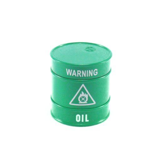 Triturador de Metal Oil Verde