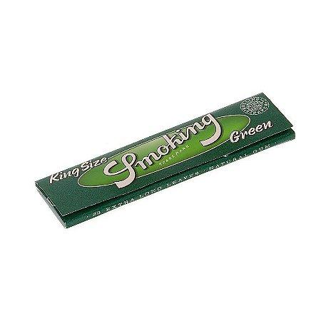 Seda King Size Green Smoking
