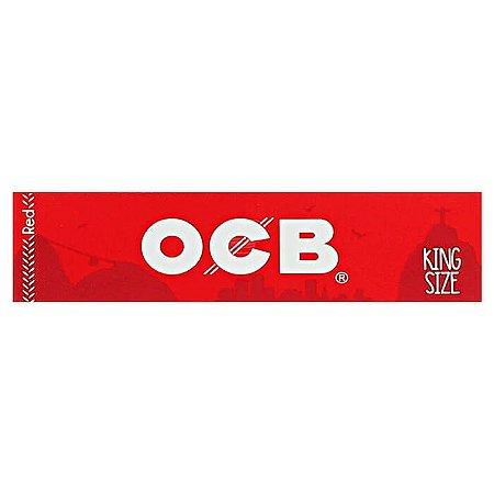 Seda King Size Red XXL OCB