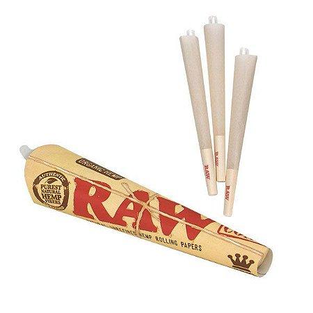 Seda Cone Pre Rolling com 6 unidades RAW