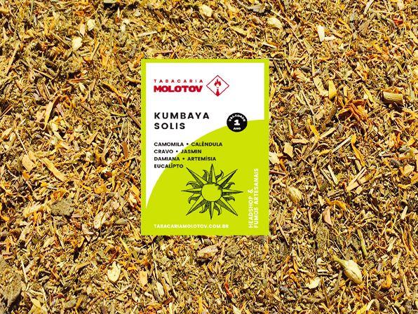 Kumbaya Solis sem Tabaco 1 KG MOLOTOV