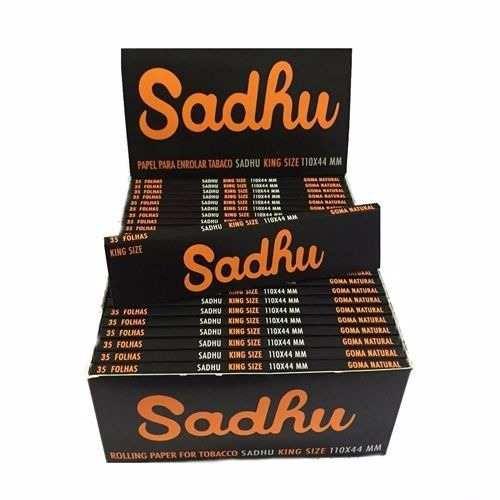 Caixa de Seda King Size Sadhu