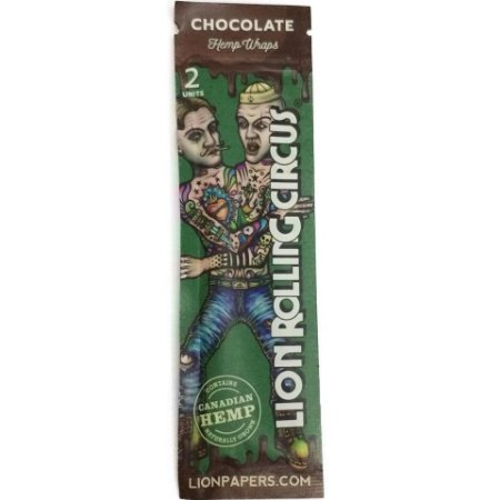Blunt Chocolate Rolling Circus