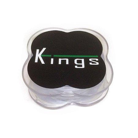 Triturador de Acrílico Transparente Kings