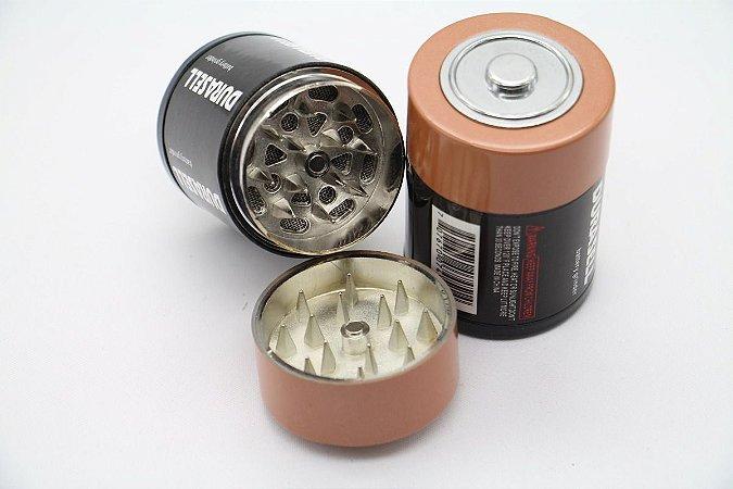Dichavador de Metal Bateria Duracell