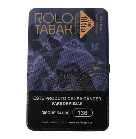 Cigarro de Palha com Filtro Rolo Tabak