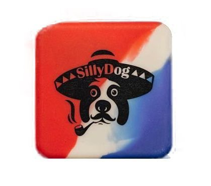 DOGBOWL 37ML CUBE - BLUE N RED