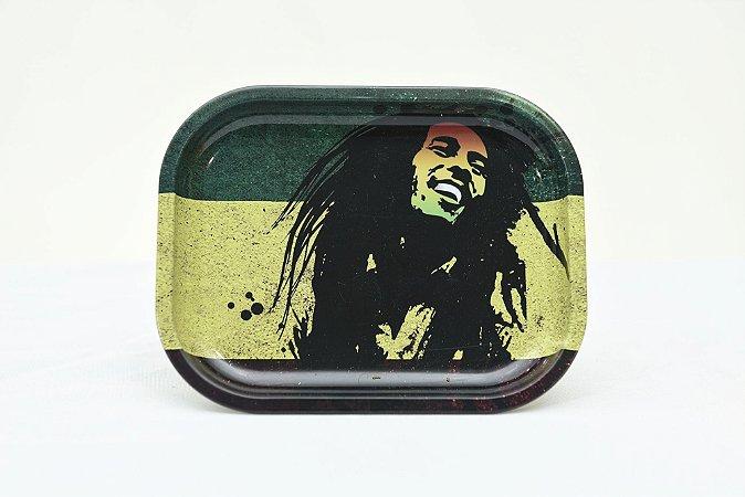 Bandeja de Metal Bob Marley