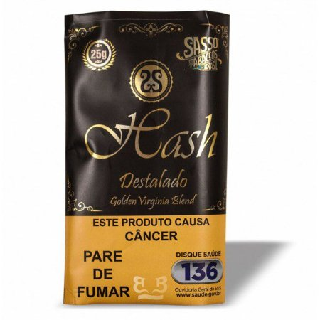 Tabaco Golden Virginia Destalado Hash Sasso