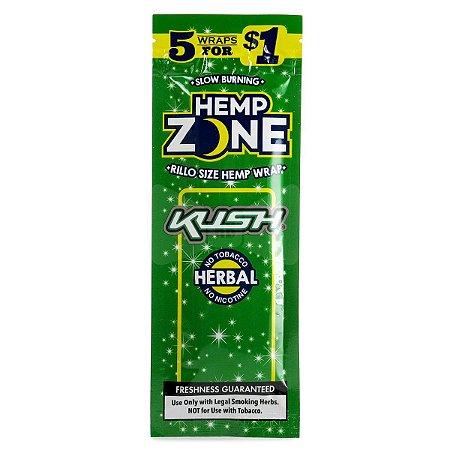 Blunt de Kush 5 un. Hemp Zone