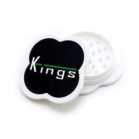 Triturador de Acrílico Branco Kings