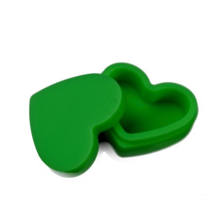 Slick Coração Verde
