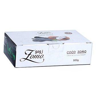 Carvão de Coco 500g Zomo
