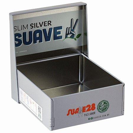 Caixa de Metal Suave