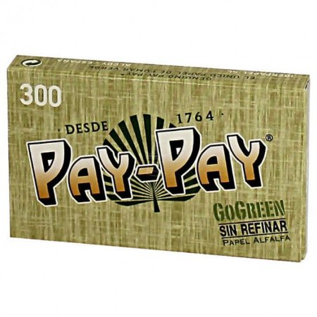 Seda Go Green 300 folhas Pay-Pay