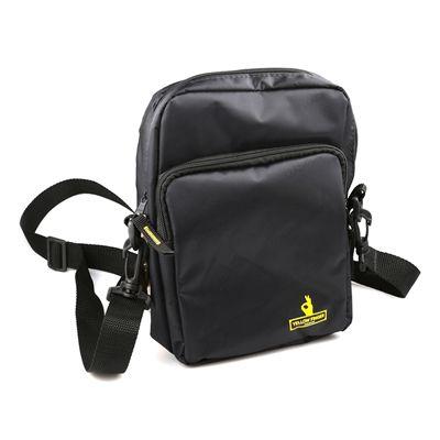 Shoulder Bag Preta Yellow Finger