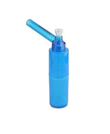 Bong Desmontável de Acrílico Azul TopPuff
