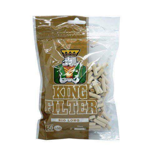 Filtro de Algodão Longo Biodegradável King
